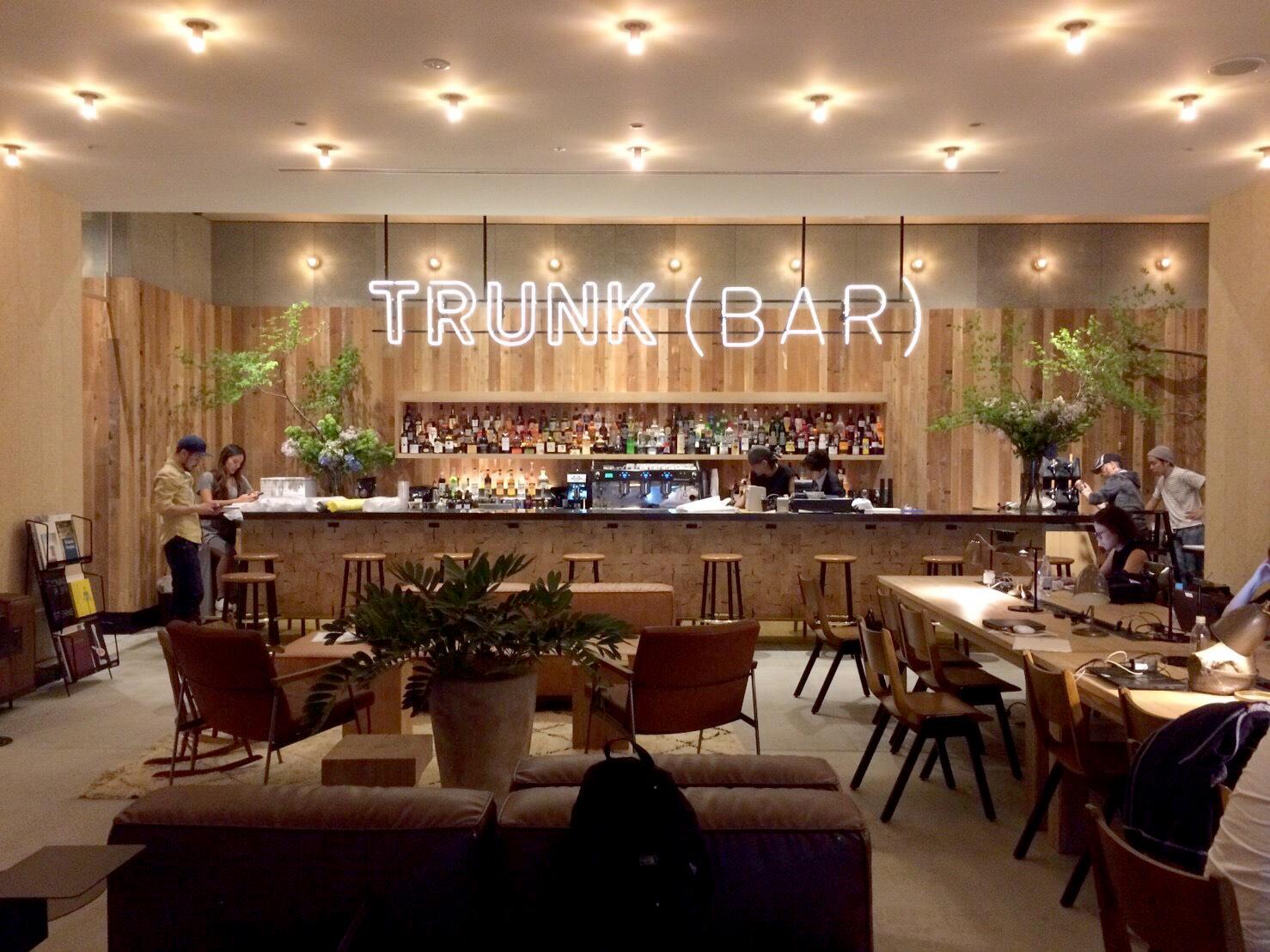 TRUNK (HOTEL)のアイキャッチ