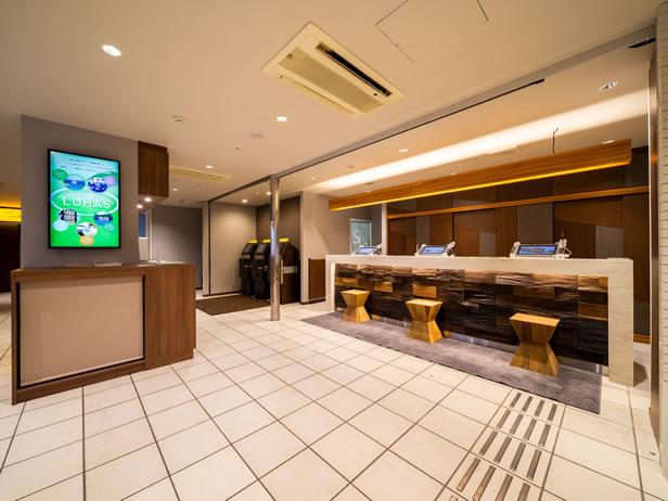 スーパーホテル新横浜